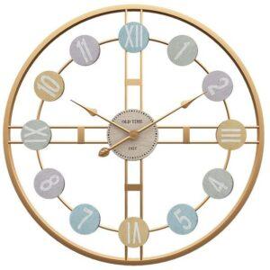 Horloge Murale Industrielle Design Epuré