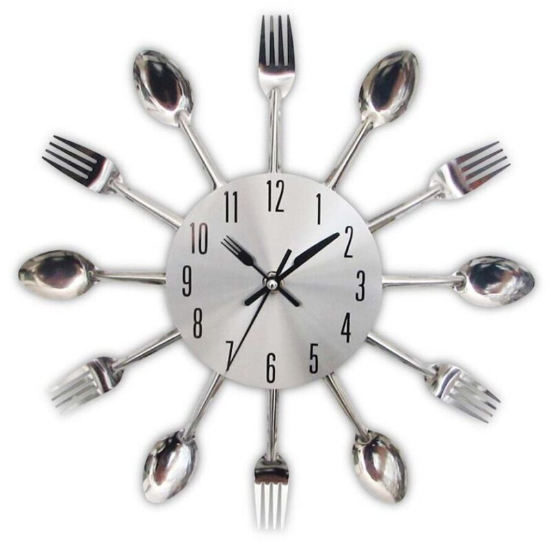Horloge Murale Industrielle Cuisine