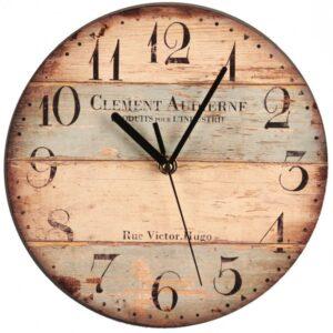 Horloge Murale Industrielle Clément Auderne
